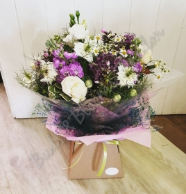 Florists Choice Aqua Box